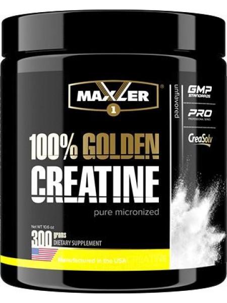Maxler 100% Golden Creatine 300g