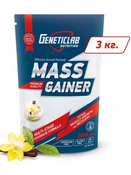 Geneticlab MASS GAINER 3000gr