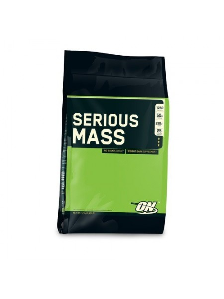 Optimum Nutrition Serious Mass 5450 гр