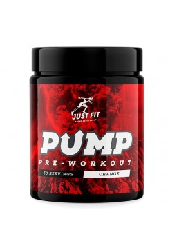 Just Fit Pump pre-workout 210g