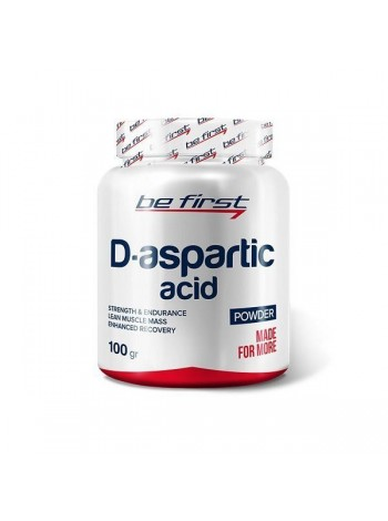 Be First D-ASPARTIC ACID POWDER 100G