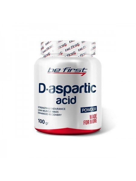 Be First D-ASPARTIC ACID POWDER 100G