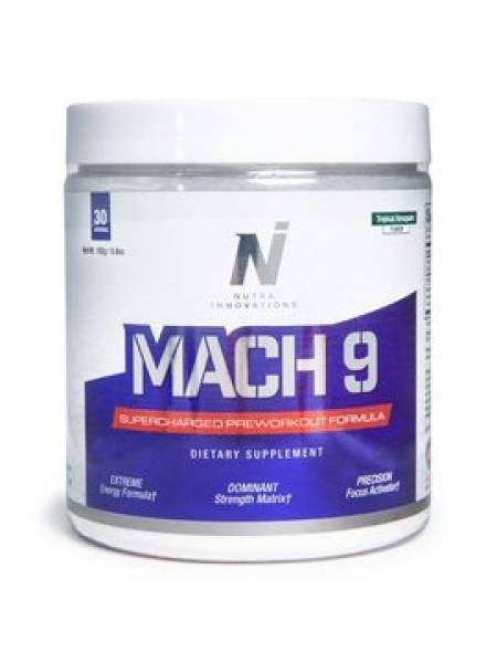 Nutra Innovations Mach 9 Pre Workout 192 г