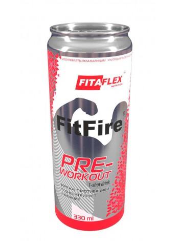 FitaFlex FitFire PRE-workout 1-shot drink 330 мл
