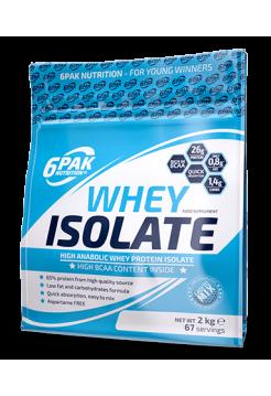 6PAK Nutrition Whey Isolate 700g