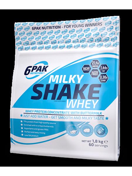 6PAK Nutrition Milky Shake Whey 1.8kg