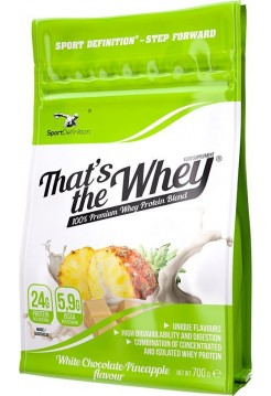 Sport Definition That's The Whey 2000гр