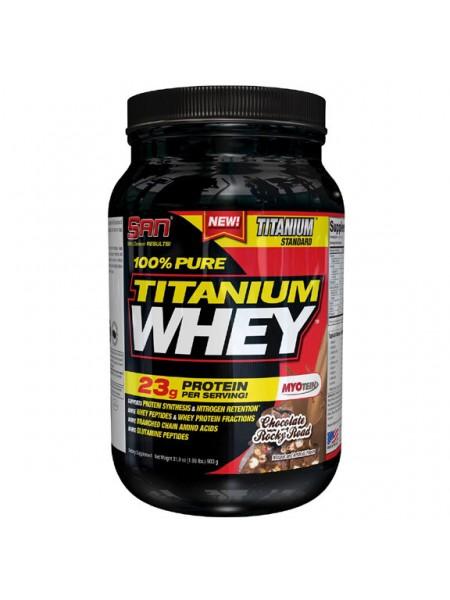 SAN 100% Pure Titanium Whey 908g
