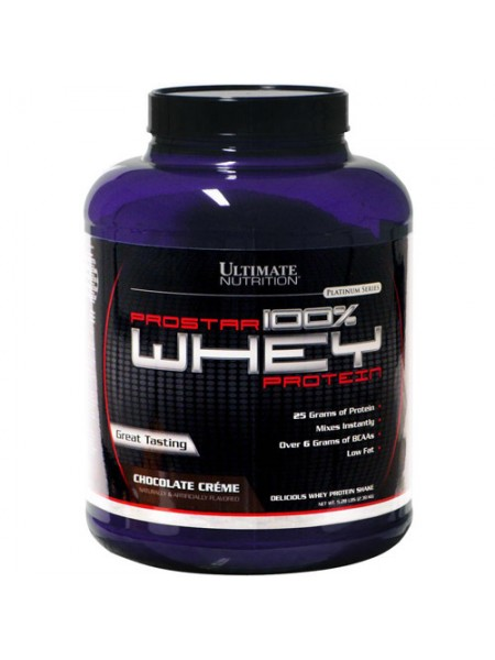 Ultimate Nutrition ProStar Whey 2390 g