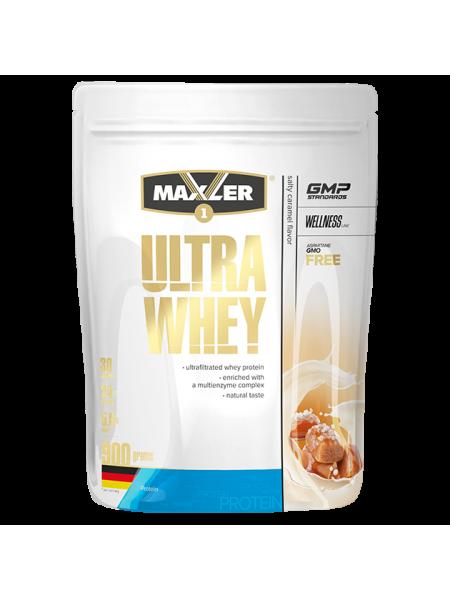 MAXLER ULTRA WHEY 900 Г
