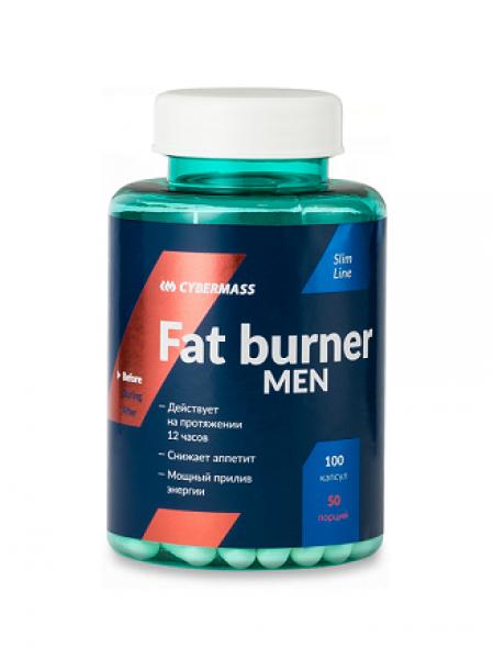 Cybermass Fat Burner men 100 капс.