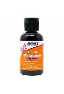 NOW Melatonin Liquid 3 мг 60 мл