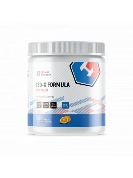 Fitness Formula ISO-X Formula 500 г