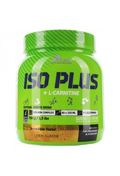 OLIMP ISO PLUS Powder + L-Carnitine 700 г
