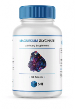 SNT Magnesium Glycinate 200 мг 60 таб