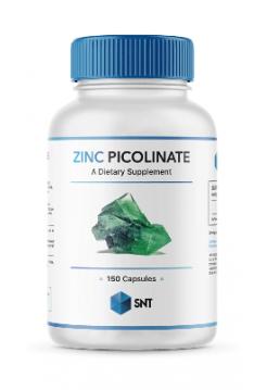 SNT Zinc Picolinate 22 мг 90капс