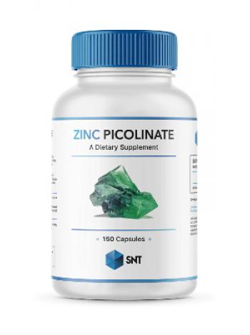 SNT Zinc Picolinate 22 мг 150 капс