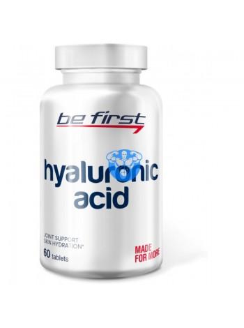 Be First Hyaluronic Acid 60 таблеток