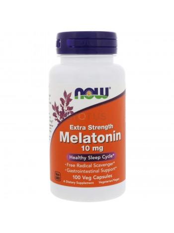 NOW Melatonin 10 mg 100vcaps