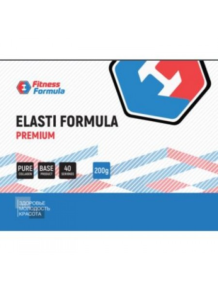 Fitness Formula Elasti Formula Premium Коллаген  200гр