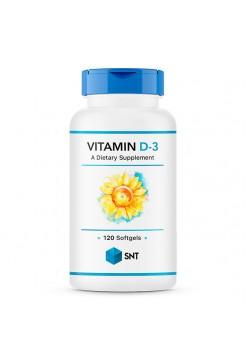 SNT Vitamin D3 5000 400 капс