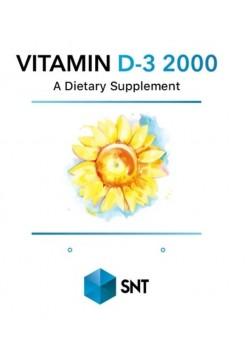 SNT Vitamin D3 2000 120 капс