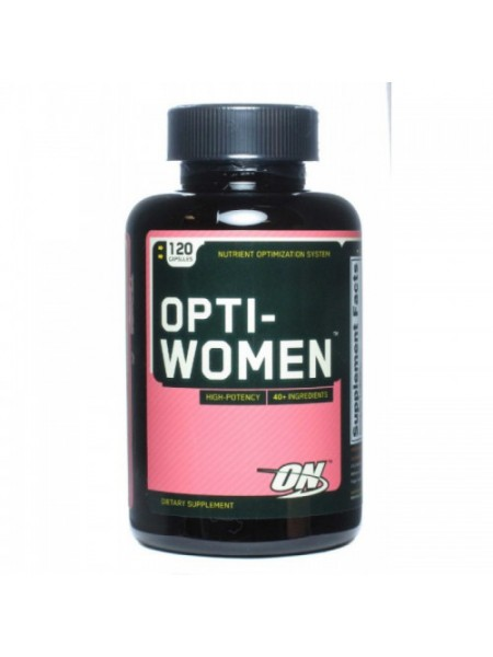 Optimum Nutrition Opti-Women 120 cap