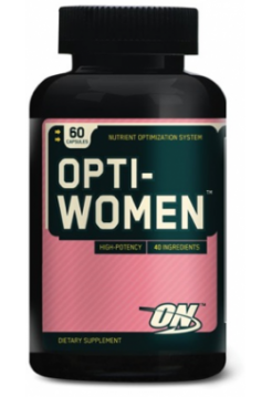 Optimum Nutrition Opti-Women 60 cap