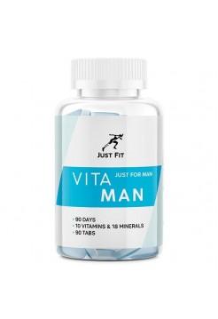 Just Fit VitaMan 90 капс