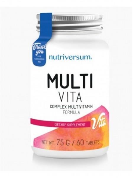 Nutriversum Vita Multi Vita 120 таб