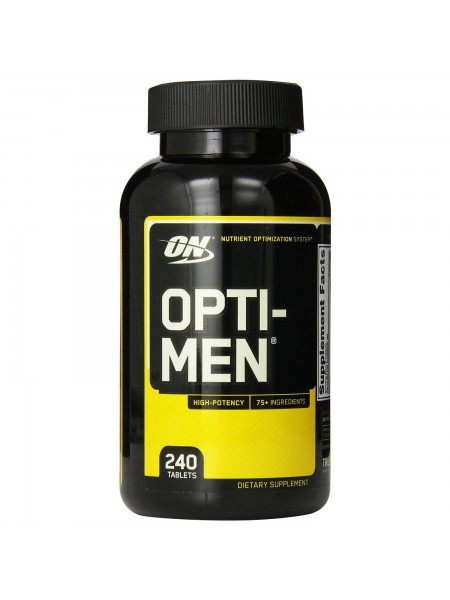 Optimum Nutrition Opti-Men 240 cap